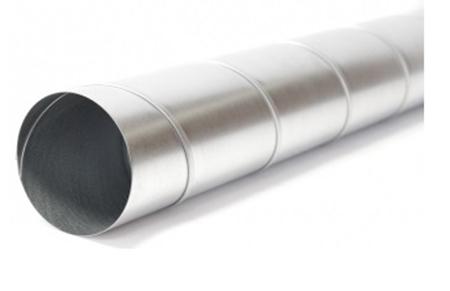 Obrázek pro kategorii Potrubí Spiro