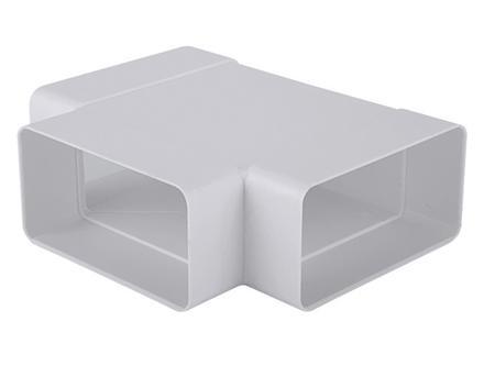 Obrázek pro kategorii PVC T-kusy hranaté