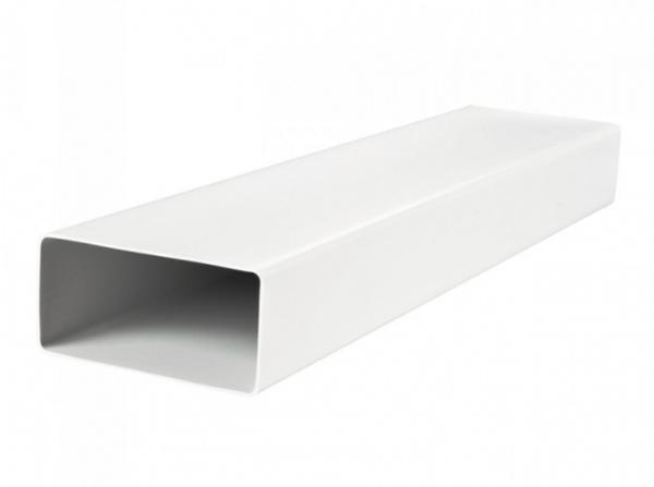 Obrázek z Hranaté potrubí PVC 60x120/1000