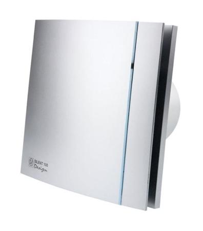 Obrázek SILENT CRZ 200 Design Silver